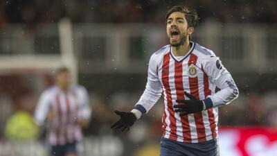 Rodolfo Pizarro deja Chivas y es nuevo jugador de Rayados