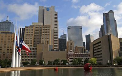 En el área metropolitana de Dallas, Fort Worth y Arlington viven...