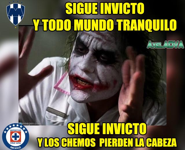 Se jugó la novena jornada del Apertura 2017 y los memes en las redes soc...