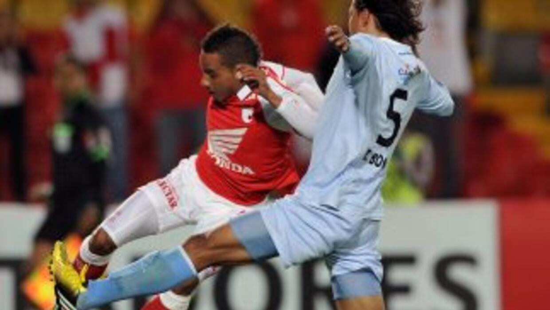 El Santa Fe y el conjunto peruano Real Garcilaso seguirán jugando la Lib...