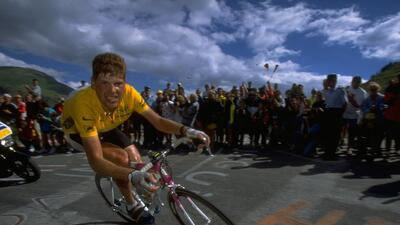 La mala hora de Jan Ullrich, figura del ciclismo detenido por golpear a una escort