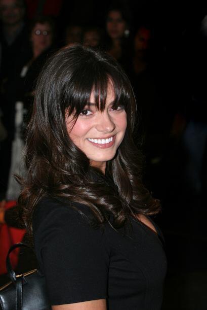 Alexa Damián parecía ser una promesa en  las telenovelas. Es hija del pr...