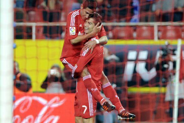 El portugués sigue intratable, goleador del Torneo.