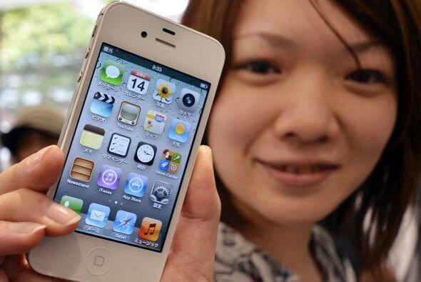 El iPhone llegó en 2007 y se unía a la competencia por el liderazgo del...