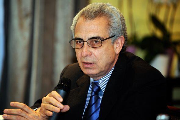 El ex presidente de México, Ernesto Zedillo (1994-2000), conocido por se...