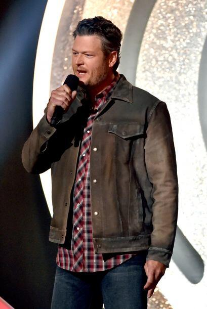 Blake Shelton cautivó a los asistentes con su música y carisma; además d...