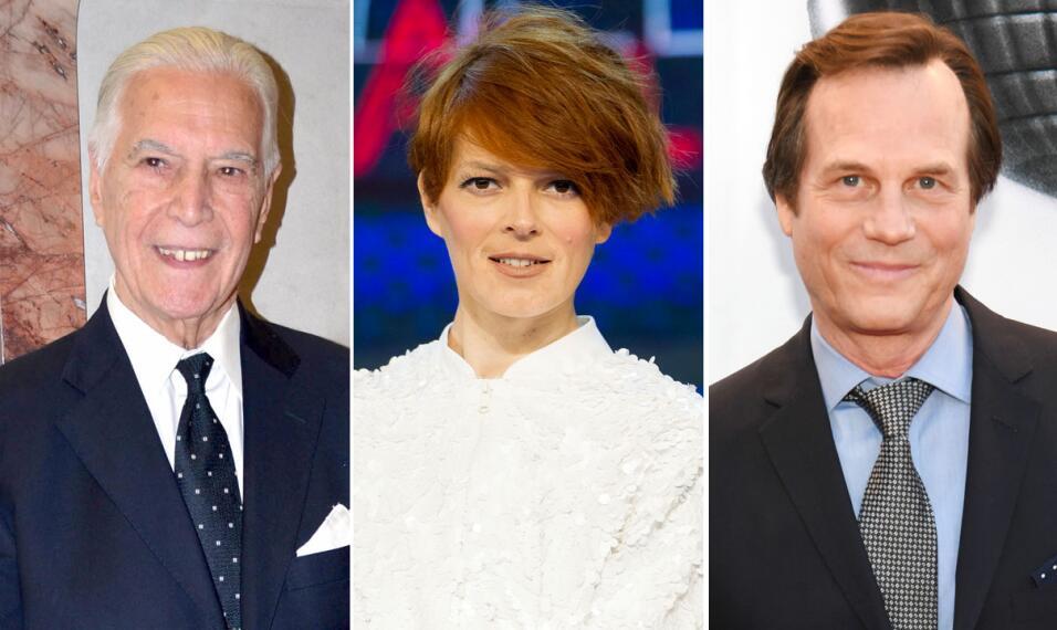Ellos son tan sólo algunos de los famosos que han fallecido durante este...