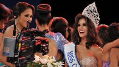 La ganadora de Miss Costa Rica en 2013