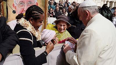 Jersey Vargas pide ayuda con las deportaciones al Papa