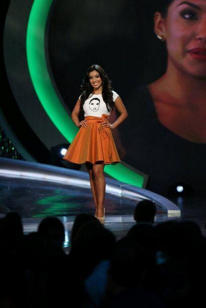 Zuleyka Silver tuvo el reto de baile junto a Daddy Yankee.