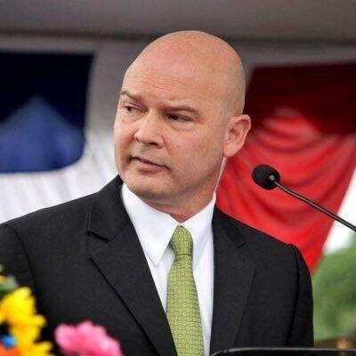 Gustavo Pérez, ex director del Consejo Nacional de Seguridad de Panamá