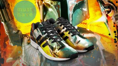 Adidas Originals Adds Star Wars