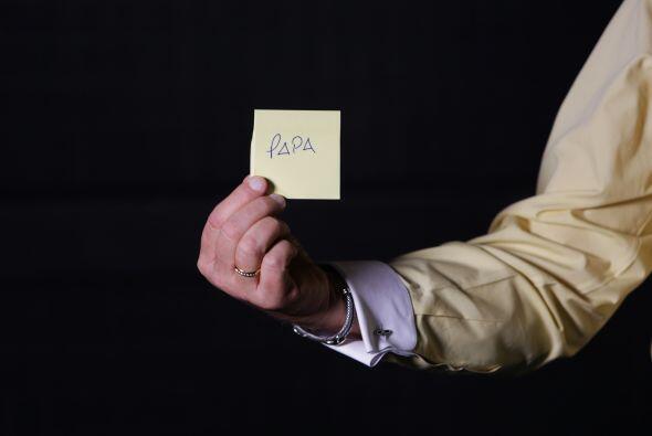 """Papa (de """"patata"""", no de """"padre"""") fue la primera palabra que pronunció e..."""
