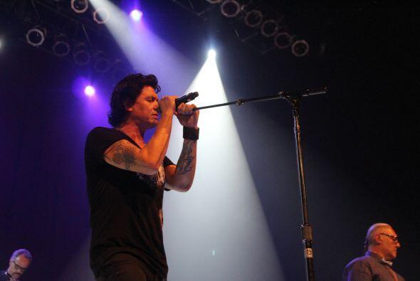Caifanes llegó con su gira hasta el House of Blues en Dallas, donde rega...