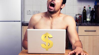 Entérate cómo puedes ganar dinero viendo porno