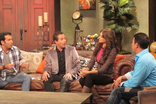 Blanca Soto habló de su personaje en su telenovela Talismán.