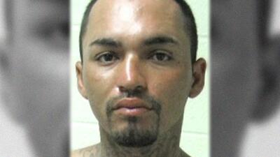 José Daniel Calderón fue arrestado en la frontera de Arizona.