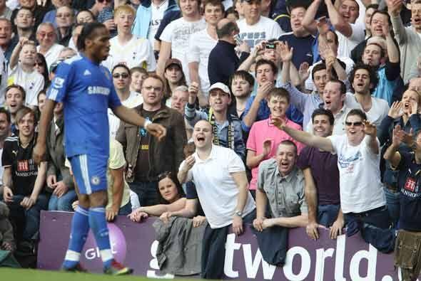 No desplegó su mejor juego el Chelsea y fue objeto de las burlas de los...