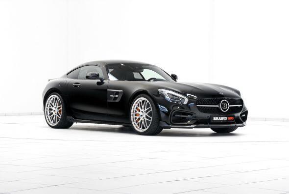 Mercedes-AMG GT S por Brabus