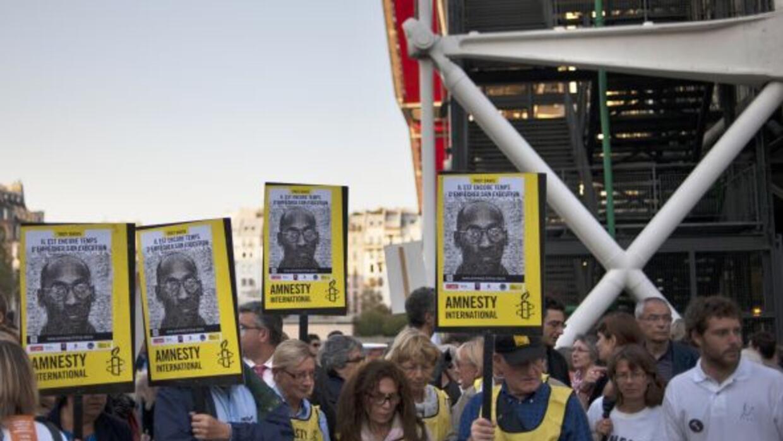 Unas 300 manifestaciones fueron convocadas en el mundo para reclamar cle...
