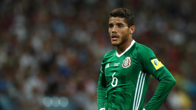 El seleccionado mexicano se uniría a las filas del equipo en el q...