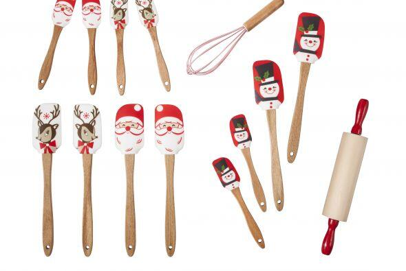 Serás toda una estrella si adquieres estos utensilios de cocina de navid...