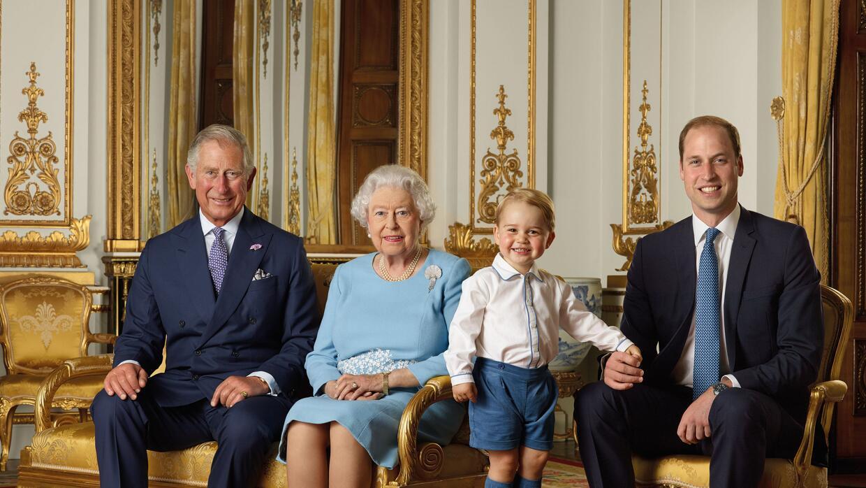 La Reina y sus herderos