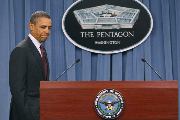 El Secretario de Defensa aceptó que en estos tiempos históricos el Pentá...