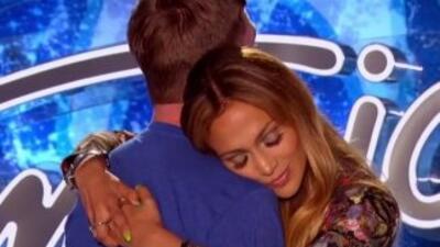 Jennifer Lopez tuvo un increíble gesto con un fan, quien en plena audici...