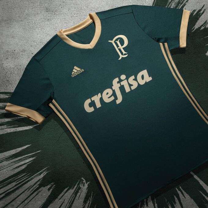 2. S.E. Palmeiras (Brasil) - Tercera