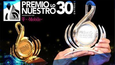 Premio Lo Nuestro 30
