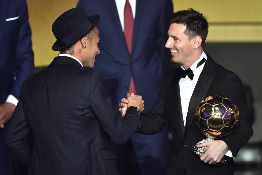 Revive la gala y a los ganadores en la ceremonia al Balón de Oro 2015