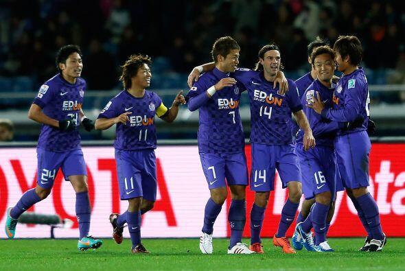 En el inicio del Mundial de Clubes, Sanfrecce Hiroshima cumplió los pron...