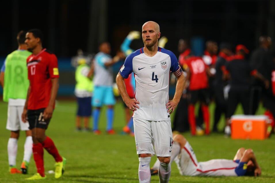 Estados Unidos - 5to en Concacaf: Cristian Pulisic Michael Bradley