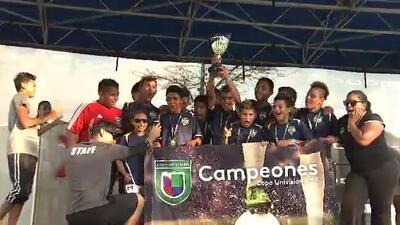 ¡Gran éxito Copa Univisión 2015!