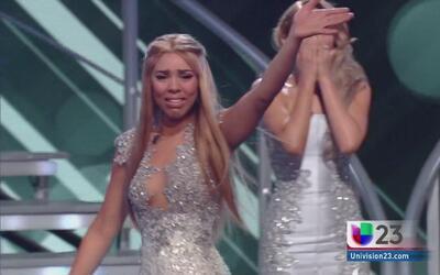 Zoila Ceballos le dijo adiós a Nuestra Belleza Latina
