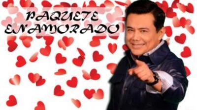Paquete Enamorado con El Show de Raul Brindis