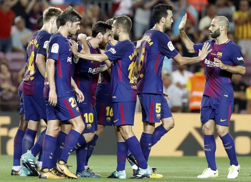 Barcelona curó las heridas y venció al Betis de Guardado 636388616582400...
