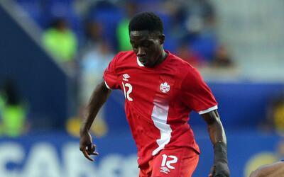 Alphonso Davies estará disponible para Canadá el viernes.