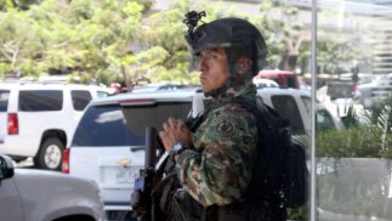 El CJNG está asentado en Jalisco, pero tiene presencia en al menos siete...