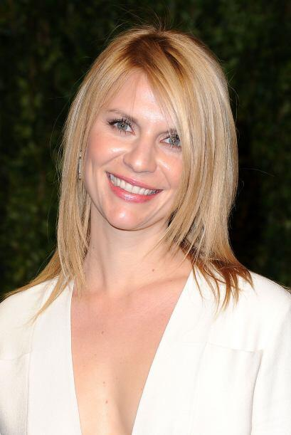 Mejor actriz en serie dramática-> Claire Danes (Homeland).