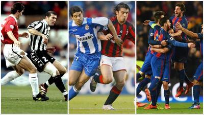 Grandes remontadas en la historia de la Champions League