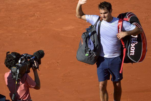Considerado por muchos el mejor tenista de la historia, el suizo Roger F...