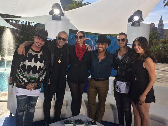 Despierta en los Latin Grammy 2015