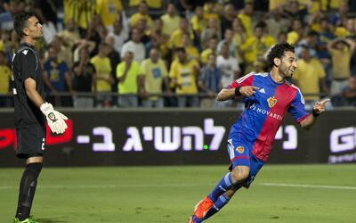 El egipcio jugó dos temporadas con el Basel, donde destacó...