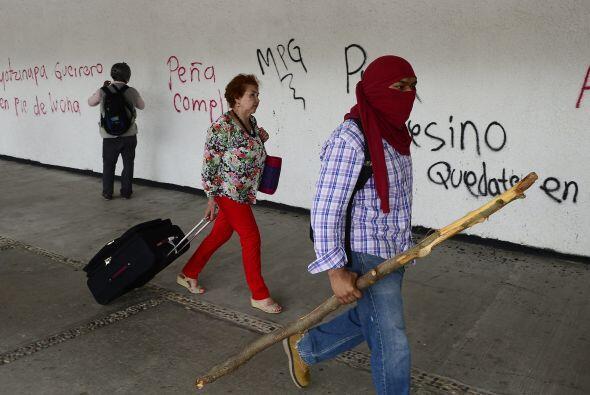 La mayoría decía entender las razones de los manifestantes.