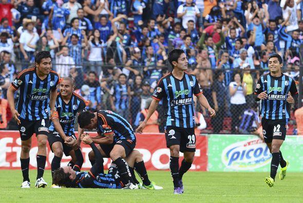 Querétaro fue el condenado al descenso en el Clausura 2013, sin embargo,...