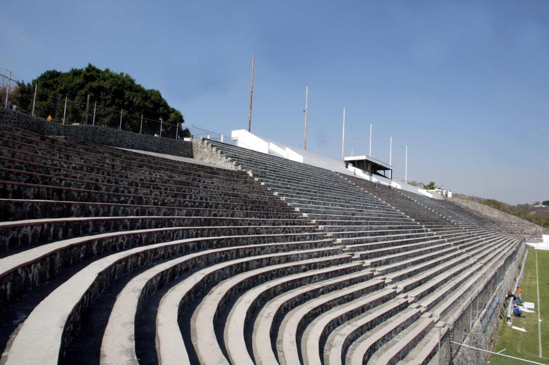 Viejitos pero bonitos: los estadios del recuerdo de la Liga MX 20030116_...