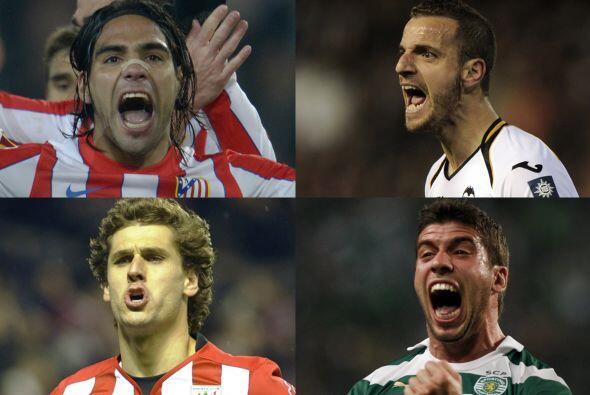 (Con información de AFP) Atlético de Madrid-Valencia y Athletic de Bilba...