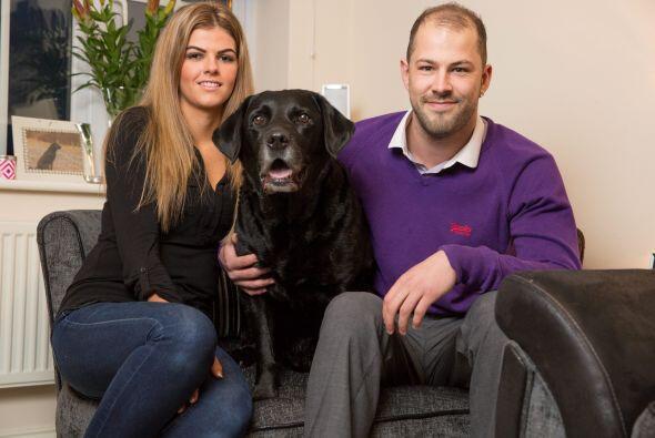 Joanna Mellor murió y su perro ladró hasta recibir ayuda.